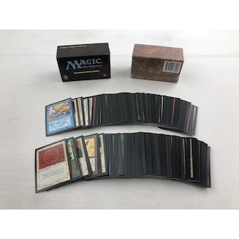Magic the Gathering Beta International Collector's Edition Set - Near-complete with the Box!