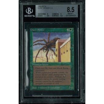 Magic the Gathering Beta Giant Spider BGS 8.5 (8, 9, 9.5, 9.5)