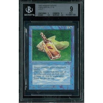 Magic the Gathering Arabian Nights Fishliver Oil (Light) BGS 9 (9, 9, 8.5, 9.5)