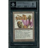 Magic the Gathering Antiquities Grapeshot Catapult BGS 9 (9.5, 8.5, 9, 9)