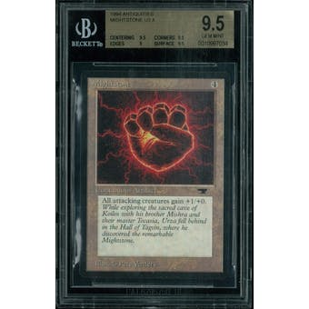 Magic the Gathering Antiquities Mightstone BGS 9.5 (9.5, 9.5, 9, 9.5)