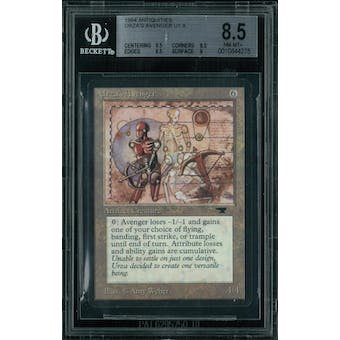Magic the Gathering Antiquities Urza's Avenger BGS 8.5 (9.5, 8.5, 8.5, 9)