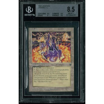 Magic the Gathering Legends Urborg BGS 8.5 (8.5, 8.5, 9, 9.5)