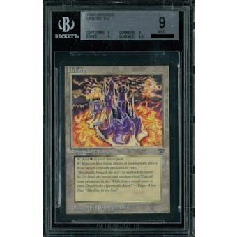 Magic the Gathering Legends Urborg BGS 9 (9, 9, 9, 9.5)