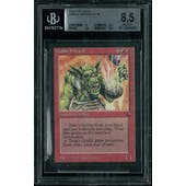 Magic the Gathering The Dark Goblin Wizard BGS 8.5 (9, 8.5, 8.5, 8.5)