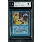 Magic the Gathering Alpha Control Magic BGS 8 (9.5, 8, 7.5, 8.5)