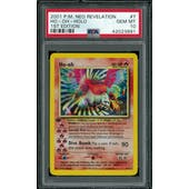 Pokemon Neo Revelation 1st Edition Ho-Oh 7/64 PSA 10 GEM MINT