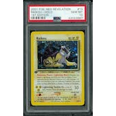 Pokemon Neo Revelation 1st Edition Raikou 13/64 PSA 10 GEM MINT