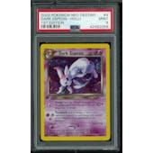 Pokemon Neo Destiny 1st Edition Dark Espeon 4/105 PSA 9