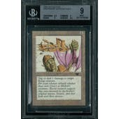 Magic the Gathering Antiquities Grapeshot Catapult  BGS 9 (8.5, 9, 9, 9.5)