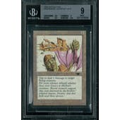 Magic the Gathering Antiquities Grapeshot Catapult  BGS 9 (8.5, 9, 9.5, 9.5)