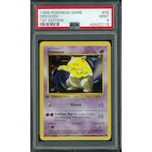 Pokemon Base Set 1st Edition Shadowless Drowzee 49/102 PSA 9