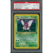 Pokemon Jungle 1st Edition Venomoth 13/64 PSA 8