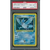 Pokemon Fossil Articuno 2/62 PSA 8.5