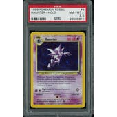 Pokemon Fossil Haunter 6/62 PSA 8.5
