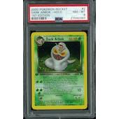 Pokemon Team Rocket 1st Edition Dark Arbok 2/82 PSA 8