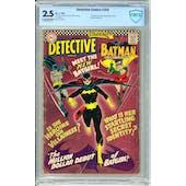 Detective Comics #359 CBCS 2.5 (C-OW) *18-09D0CD7-011