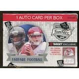 2013 Press Pass Fanfare Football Blaster Box