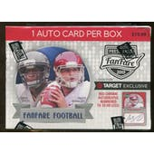 2013 Press Pass Fanfare Football Blaster Box