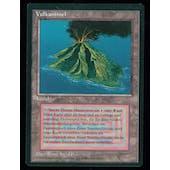 Magic the Gathering 3rd Edition GERMAN FBB Single Volcanic Island - NEAR MINT (NM)