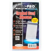 Ultra Pro Graded Card sleeves (100 Count Pack)