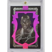 2015 UD Masters Collections Michael Jordan Auto Card #MC-MJ #15/20