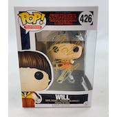 Stranger Things Will Funko POP Autographed by Noah Schnapp