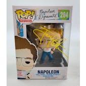 Napoleon Dynamite Funko POP Autographed by Jon Heder