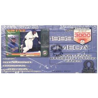 1999 Pacific Omega Baseball Hobby Box
