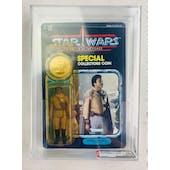 Star Wars POTF Lando Calrissian (General Pilot) 92 Back AFA 75+ Y-EX+/NM *15244048* C75 B85 F85