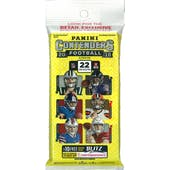 2018 Panini Contenders Football Jumbo Value Pack (Lot of 12) = 1 Box