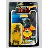 Star Wars ROTJ Klaatu 79 Back-B Carded Action Figure