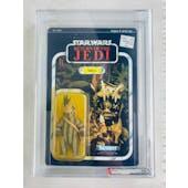 Star Wars ROTJ Teebo 77 Back-A AFA 80 Y-NM *13961298* C80 B85 F80