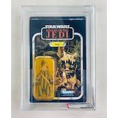 Star Wars ROTJ Teebo 79 Back-A AFA 80 Y-NM *13361742* C80 B85 F85