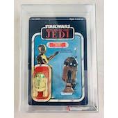 Star Wars ROTJ R2-D2 (W/Sensorscope) 77 Back-A AFA 75 Y-EX+/NM *11996053* C75 B75 F85