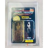Star Wars POTF Han Solo (in Carbonite) 92 Back AFA 80 Y-NM *17295391* C75 B80 F90