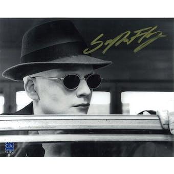 Sean Patrick Flannery Autographed 8x10 Powder Hat Photo (DACW COA)
