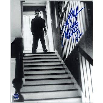 Tony Moran Autographed 8x10 Halloween Stairs Photo (DACW COA)