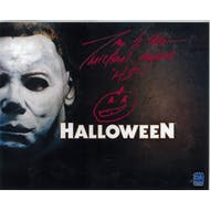 Tony Moran Autographed 8x10 Halloween Title Photo (DACW COA)