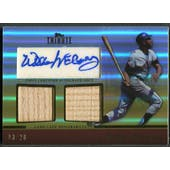 2011 Topps Tribute #WM Willie McCovey Bat Auto #03/20