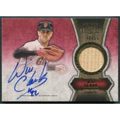 2012 Topps Five Star #WC Will Clark Bat Auto #48/55