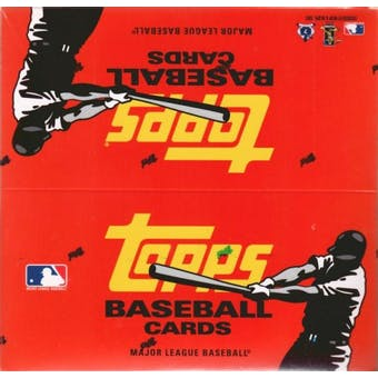 2007 Topps Series 1 Baseball 24-Pack Box - 22 cards per pack
