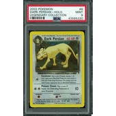 Pokemon Legendary Collection Dark Persian 6/110 PSA 9