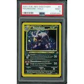 Pokemon Neo Discovery Houndoom 4/75 PSA 9