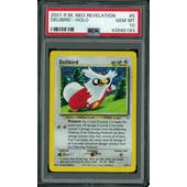 Pokemon Neo Revelation Delibird 5/64 PSA 10 GEM MINT