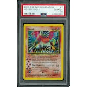 Pokemon Neo Revelation Ho-Oh 7/64 PSA 10 GEM MINT
