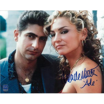Drea de Matteo Autographed 8x10 Sopranos Shoulder Photo (DACW COA)