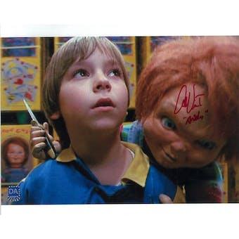 Alex Vincent Autographed 8x10 Child's Play scissors photo (DACW COA)