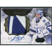 2014/15 The Cup Exquisite Collection #24 Andrei Vasilevskiy Rookie Patch Auto #04/88
