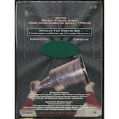1992/93 Parkhurst Update Emerald Ice Set Hockey Box